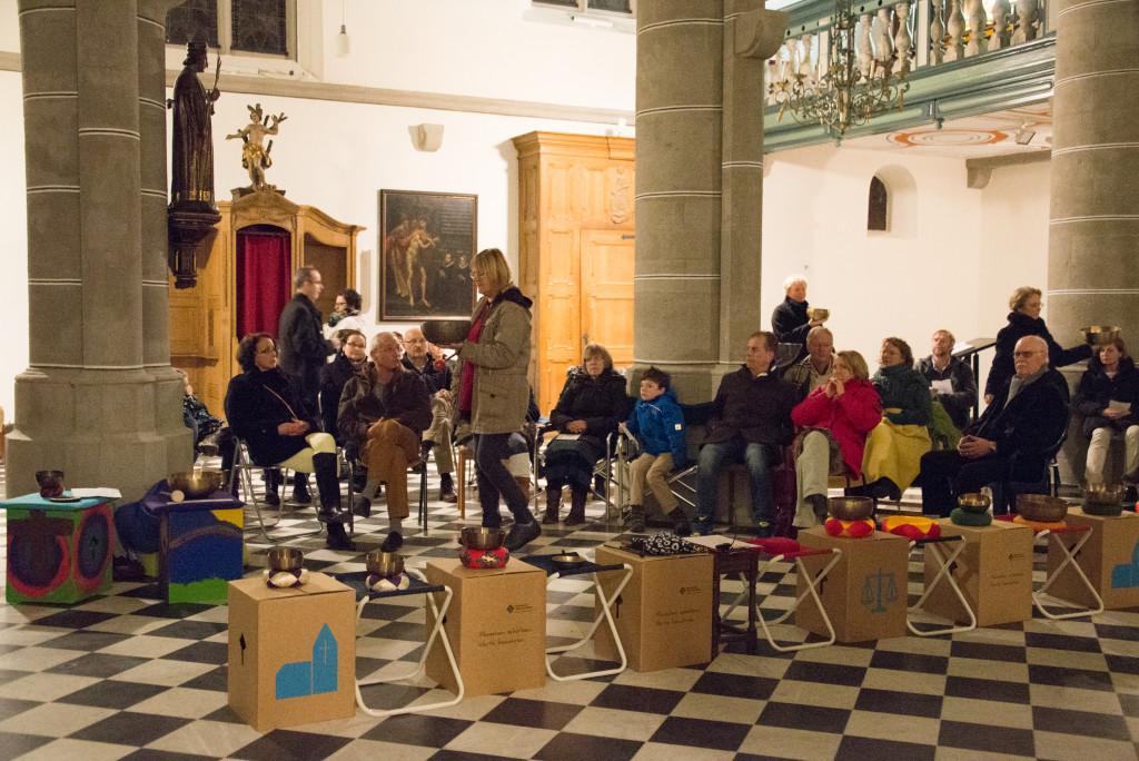 Konzerte Klangschalen - Entspannung mit Klangschalen - Klang im Hexenhaus - Königswinter